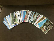 Huge Lot Of 113 Postcards Of England Nice Mix Of Old And New Unused