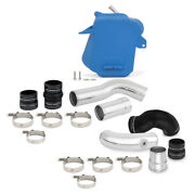 Mishimoto Air-to-water Intercooler Kit Fit Ford 6.7l Powerstroke 2011-2016 Blue