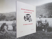 Nittany Antique Machinery 25 Years In Making History Tractors 1975 1999 Photos