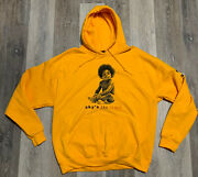 The Notorious Big White Sweatshirt Hoodie Sky's The Limit Size Large
