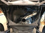 2017 - 2021 Can Am Maverick X3 Treal Performance 3 Inch Straight Pipe Exhaust