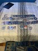 Baseball Card Lot 500+ Autos Numbered Cracked Ice And More