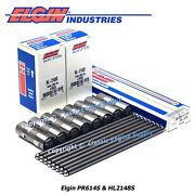 New Usa Made Push Rod And Lifter Kit 8 Each Fits Some 2007-2017 Gm 6.2l Engines