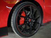 99new Fk8 Civic Type R Oem Wheels With Tires 208.5 245/30/20 Sport Compact 6