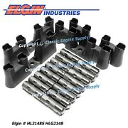 New Set Of Usa Made Valve Lifters And Trays Fits Some 2008-2017 Gm 6.2l Ls Engines