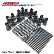 New Usa Made Push Rods Lifters And Trays Fits Some 1999-2020 Gm 6.0l Ls Engines