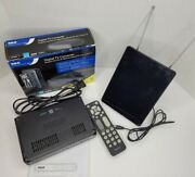Rca Digital Tv Converter Dta800b For Analog Tv With Remote And Antenna