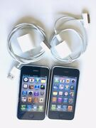 Apple Iphone 3gs - 8gb - Black Atandt A1303 Gsm Last One 1 Available