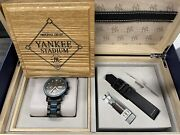 New York Yankee 44mm Chronograph Watch - Limited Edition Only 12 Made