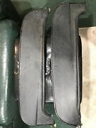 1952 1953 1954 Ford Wheel Well Fender Skirts Original Non Reproduction