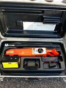 Spy 780 Dc Portable Holiday Detector For Pipeline Inspection 1-5 Kv