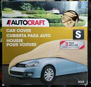 Car Cover Small Max Auto Protection Sun Dust Proof Outdoor Indoor Breathable