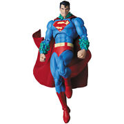 [brand New] Medicom Toy Mafex Superman Hush Ver. Action Figure W/tracking