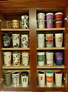 Starbucks Coffee Travel Tumbler Mug Cup Reusable Hot Cold Pick The One You Want