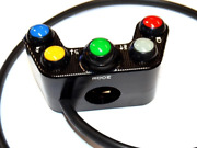 Cppi02 - Ducabike 7 Buttons Switched Handlebar Street Edition