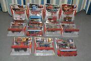 Disney Pixar Diecast Cars Deluxe 155 Carded Mint Rare -various - Select - New
