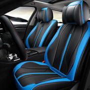 5-seat Car Sit Covers Universal Pu Leather Cushion Comfort Interior Accessories