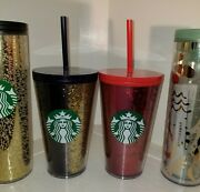 Starbucks 2020 Tumbler Travel Mug Lot 16 Oz New