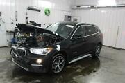 2017 Bmw X1 F48 Automatic Transmission Assembly At 2.0l Fwd From 03/01/17