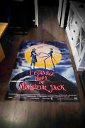 Nightmare Before Christmas 4x6 Ft French Grande Movie Poster Original 1993