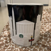 Starbucks Paris France Relief City Collector Series Mug New With Tags W@w
