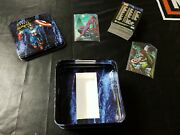 Marvel Masterpieces Series 1 | Skybox 1992 Factory Tin Set W Lost Cards
