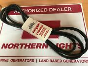 Northern Lights 40-01603 Drive Belt Set Of Two 1/2 X 58-7/8 Re44538 Re51551