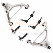 Front Sway Bar Lower Control Arm Tie Rod End Kit For 2003-05 Lincoln Navigator