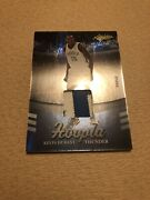 Kevin Durant 1/1 2nd Draft Pick 02/10 Ssp Patch Non Auto Jersey 2010 Absolute