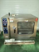 Alt Shaam 7.14 Ml Gas Steamer Convotherm Combi Cooking Convection Oven