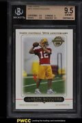 2005 Topps Football Aaron Rodgers Rookie Rc 431 Bgs 9.5 Gem Mint