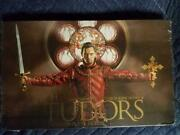 The Tudors The Complete Series 15-disc Dvd Boxset, 2010, Brand New, Sealed
