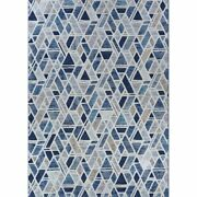 Easton 7and03910w X 11and0392l Power-loomed City Bricks Area Rug In Greige