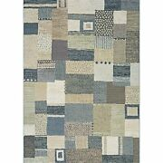 Easton 7and03910w X 11and0392l Power-loomed Maribel Area Rug In Antique Cream/gray