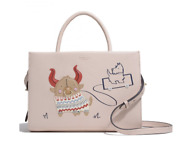Radley London Strong As An Oxchinese Lunar Year Medium Zip-top Picture Bag Ltd