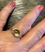 Marco Bicego Lemon Citrine And 18k Yellow Gold Confetti Ring