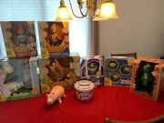 New Toy Story Signature Lot + Extras