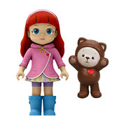 Rainbow Ruby Doll Ruby And Choco Toy Action Two Figurine 89022