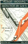 General Railway Signal Co Railroad Crossing Signal Reference Manual