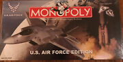 Parker Brothers Monopoly U.s. Air Force Edition New Sealed Board Game