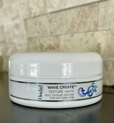 Ouidad Wave Create Texture Taffy 3.4 Oz - New And Free Shipping