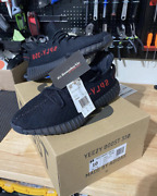 Size 9 Cp9652 Adidas Yeezy Boost 350 V2 Black Red 2017/2020
