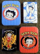 Betty Boop Collector's Lot - Playing Cards And Magnets - New And Sealed