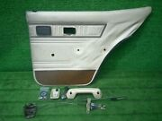 Jdm Mitsubishi 1976-1980 Galant Andsigma A123a Door Trim Genuine Old Style