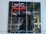 2lp - King Diamond Witchcraft In Moscow 2013 - Blue Vinyl