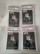4 Psa 9 1992 Upper Deck Draft Pick Shaquille Oand039neal Rc Cards