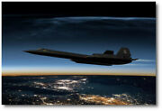 Out Of This World By Peter Chilelli - Lockheed Sr-71 Blackbird - Aviation Art