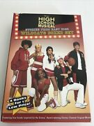New Disney High School Musical Wildcats Boxed Set Of 4 Paperback Books 2007