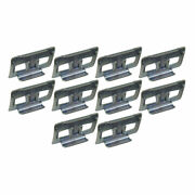 New 1962-64 Mercury Moulding Clips Comet Body 64 Cyclone Rocker Monterey Ford