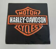 New Old Stock Harley Davidson Motorcycles Candle By Tradewinds Candle Cube Unlit